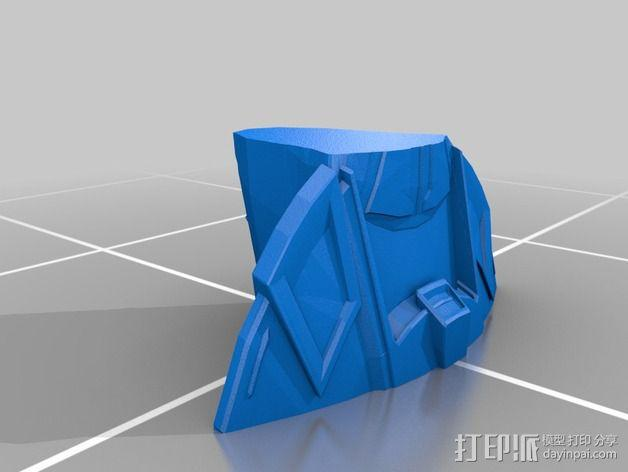 曼德拉星舰 3D模型  图10