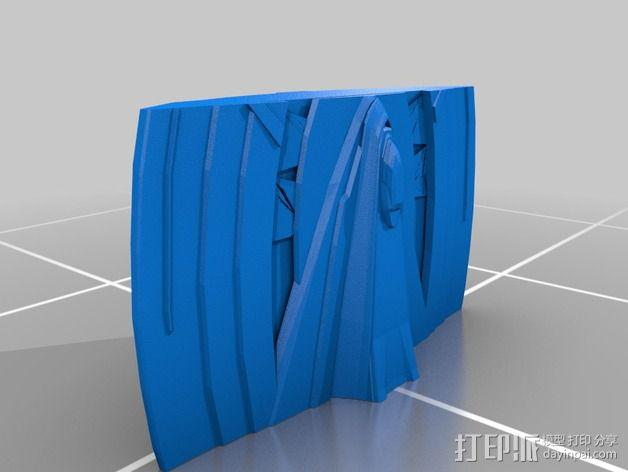 曼德拉星舰 3D模型  图11