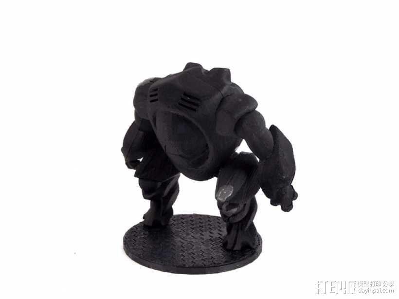 装甲机器人 3D模型  图5