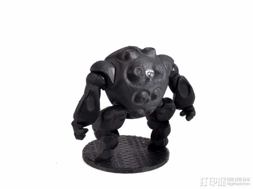 装甲机器人 3D模型  图6