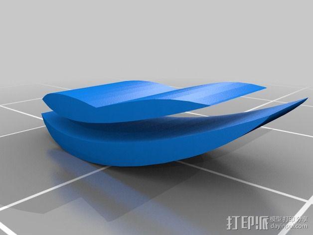 暗夜骑士 威廉头部模型 3D模型  图5