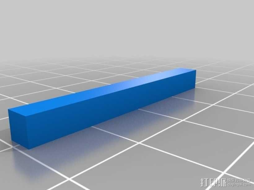 爆米花车 3D模型  图4
