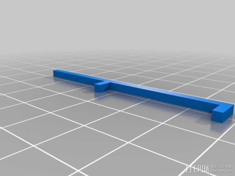 爆米花车 3D模型  图5