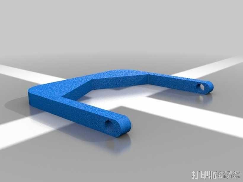 爆米花车 3D模型  图9