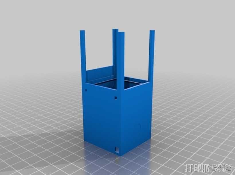 爆米花车 3D模型  图13