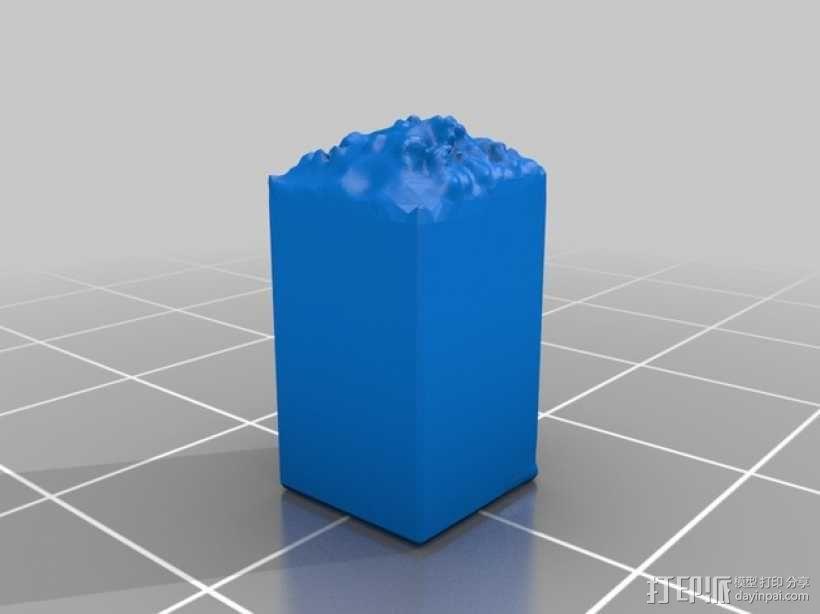 爆米花车 3D模型  图17