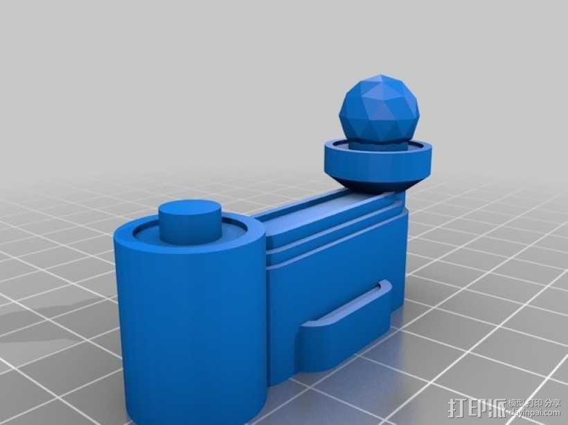 战舰酒杯托 3D模型  图12
