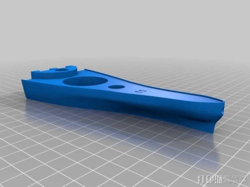 战舰酒杯托 3D模型  图15