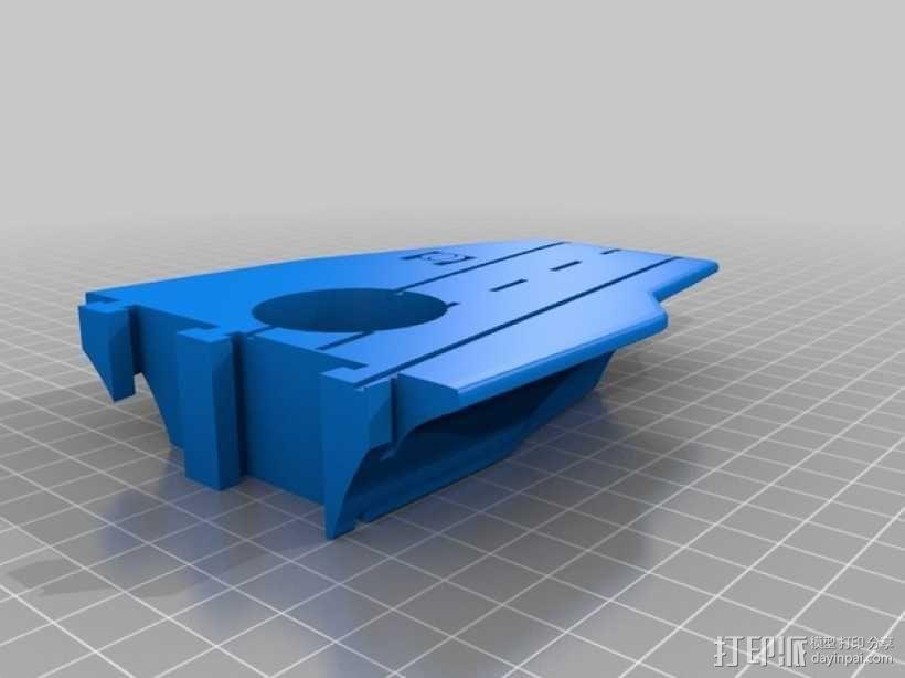 战舰酒杯托 3D模型  图17