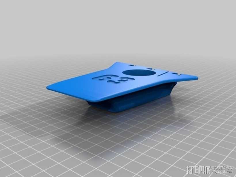 战舰酒杯托 3D模型  图16