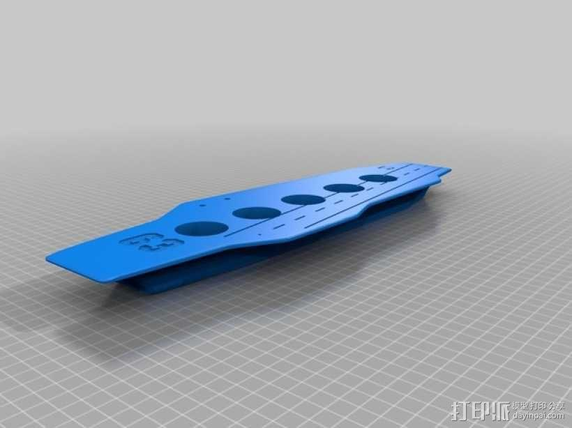 战舰酒杯托 3D模型  图18