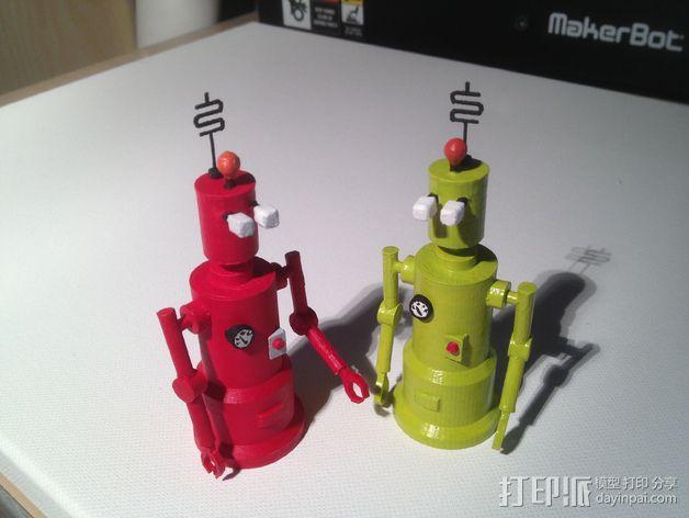 ACME机器人 3D模型  图4