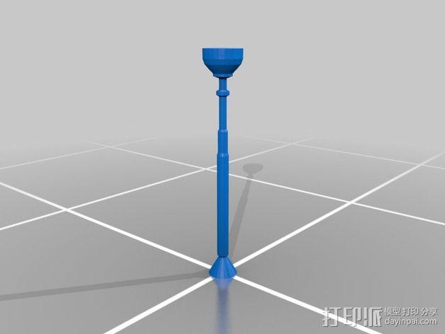 戴立克机器人 3D模型  图9