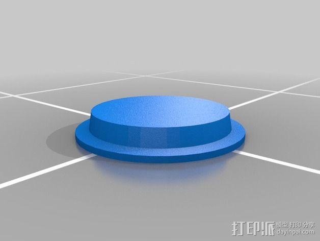 戴立克机器人 3D模型  图12
