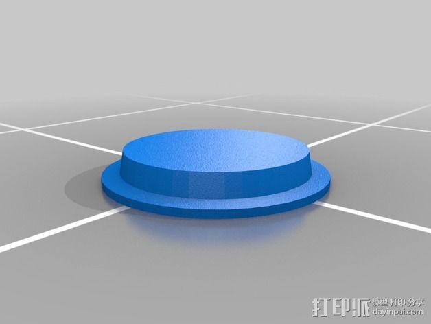 戴立克机器人 3D模型  图15