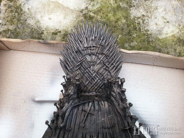 王座 座椅 3D模型  图11