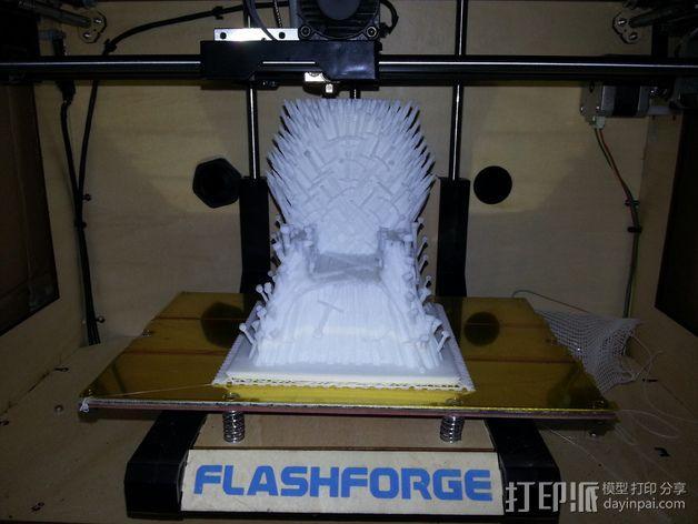 王座 座椅 3D模型  图10