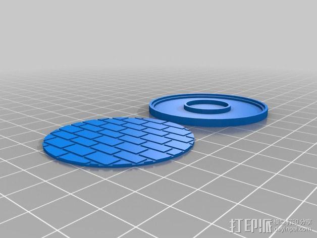 伏尔加维京 维京人  游戏造型 3D模型  图16