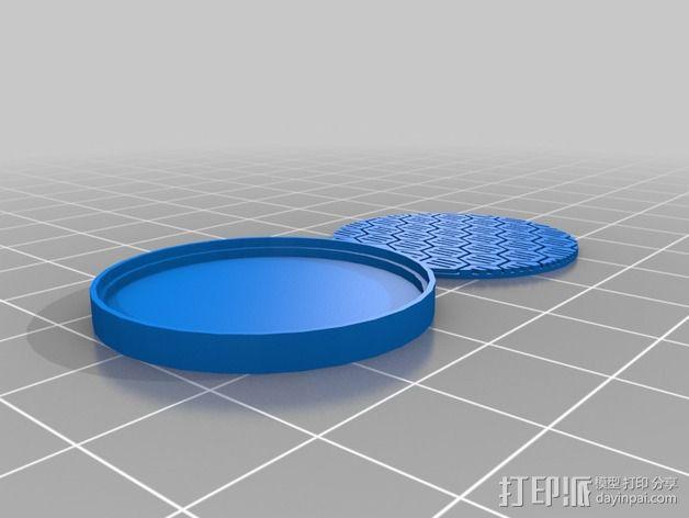 迷你机甲 3D模型  图9