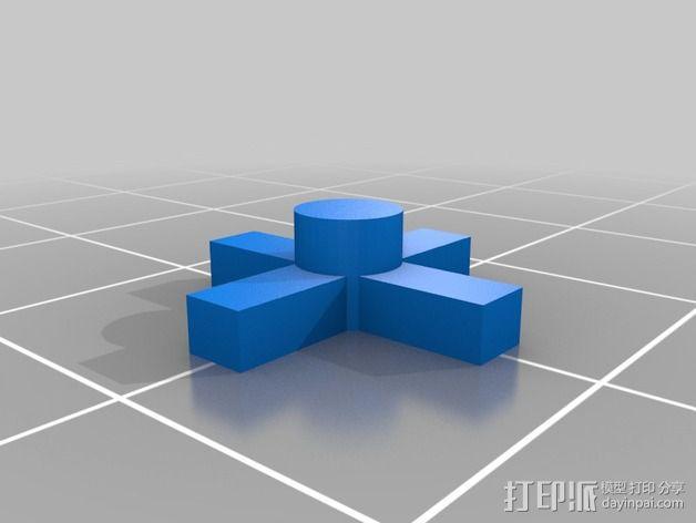Kirov基诺夫飞艇 3D模型  图4