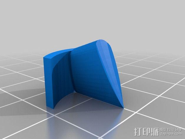 Kirov基诺夫飞艇 3D模型  图3