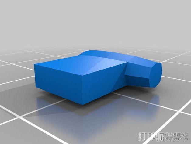 Kirov基诺夫飞艇 3D模型  图7