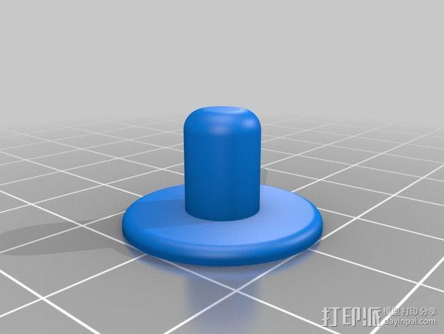 吃豆人和小幽灵 3D模型  图3