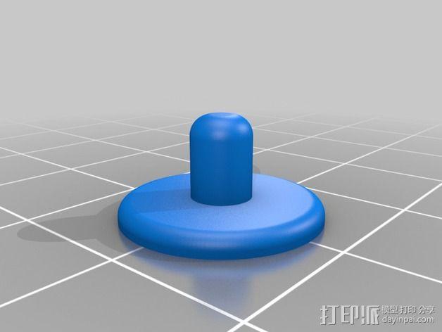 吃豆人和小幽灵 3D模型  图9