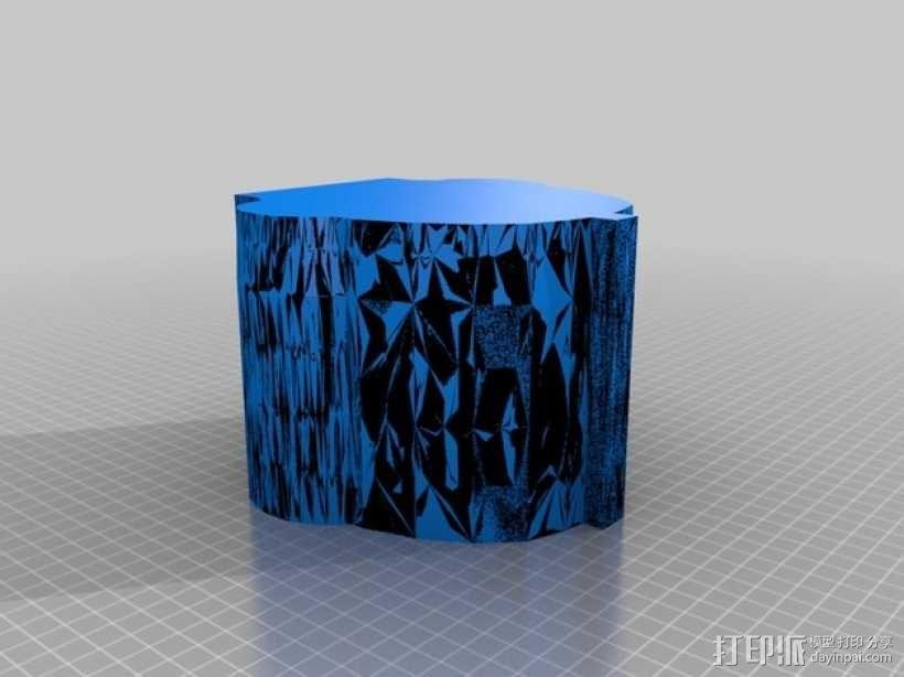 U型潜艇 3D模型  图10