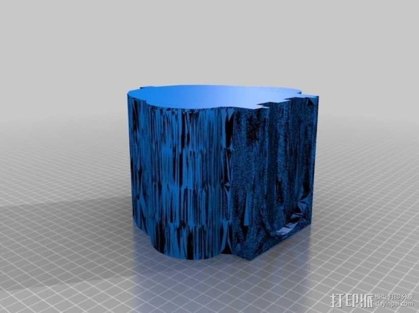 U型潜艇 3D模型  图9