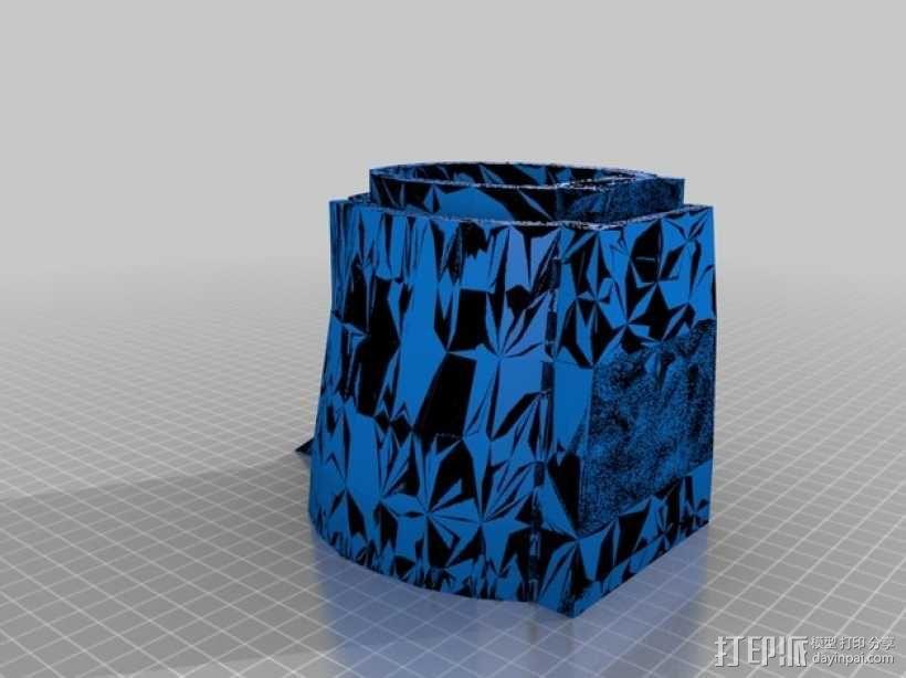 U型潜艇 3D模型  图16