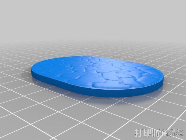 Cave Worm游戏造型 3D模型  图12
