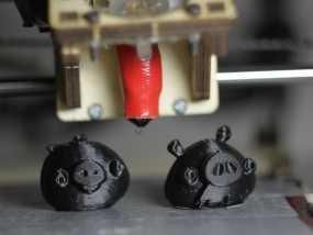 捣蛋猪 3D模型