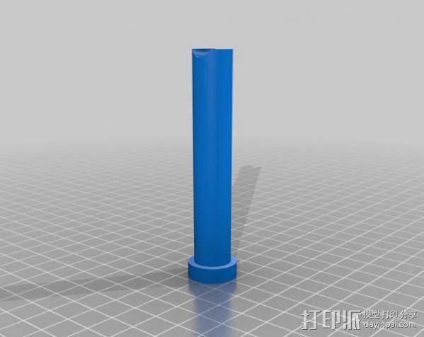 苦无 3D模型  图3
