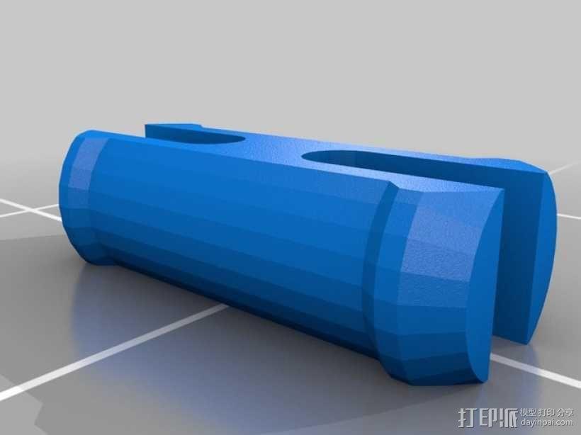 奔驰Smart fortwo汽车模型 3D模型  图5