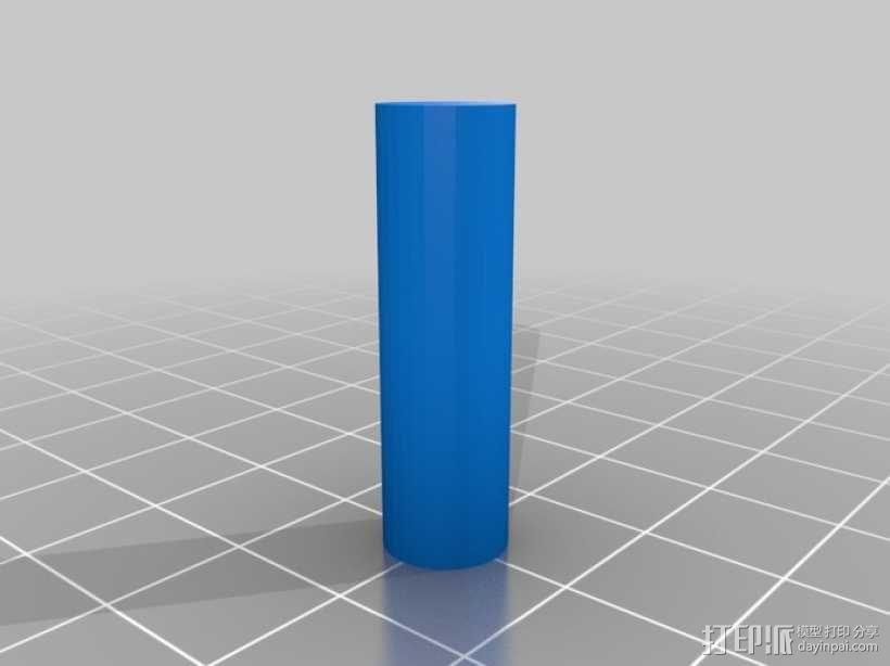 香烟 3D模型  图2