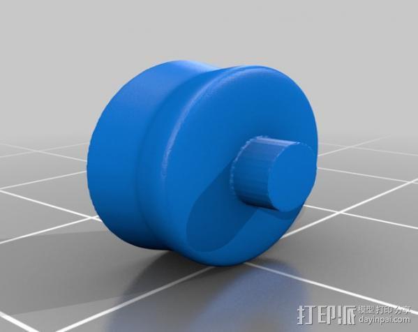 匕首 3D模型  图5