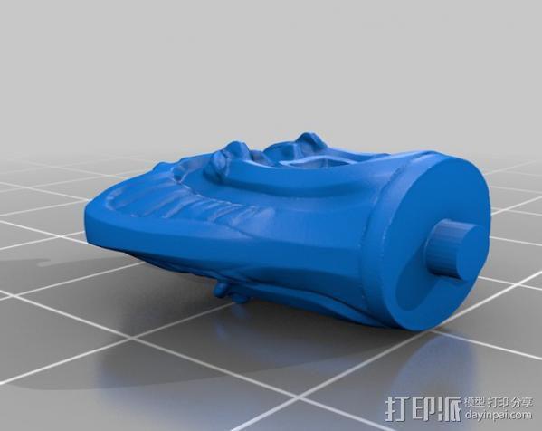 匕首 3D模型  图6