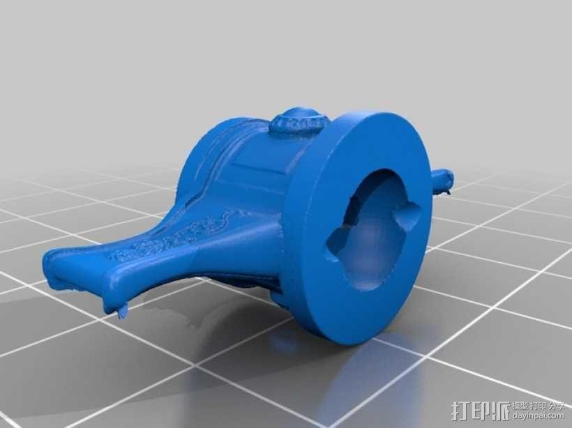 匕首 3D模型  图9