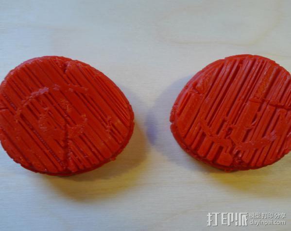 地狱男爵的角 3D模型  图2