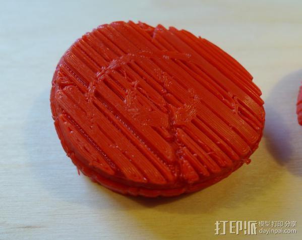 地狱男爵的角 3D模型  图3