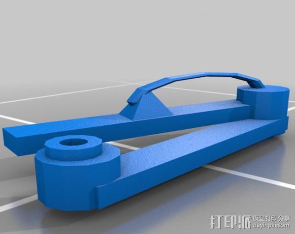 采集机 3D模型  图7