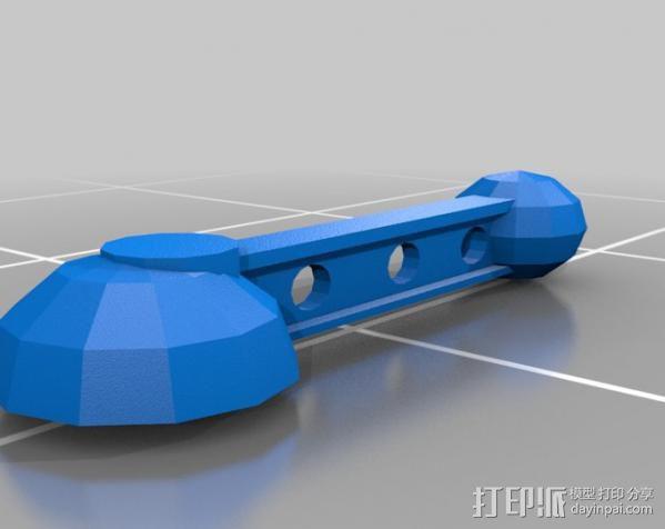采集机 3D模型  图6