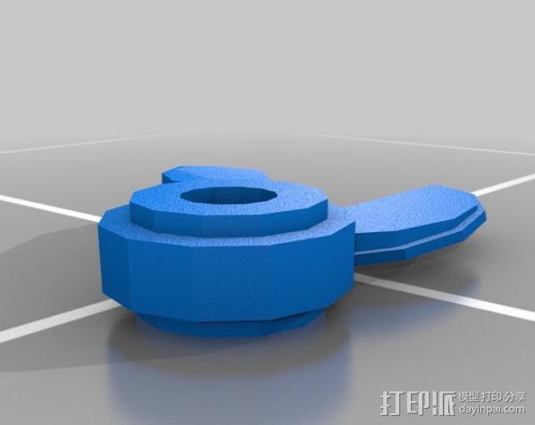 采集机 3D模型  图9