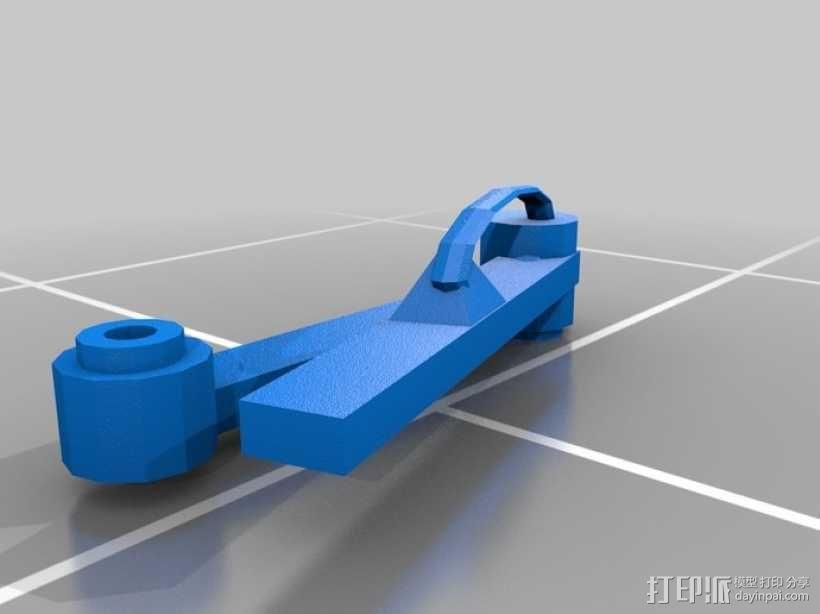 采集机 3D模型  图10