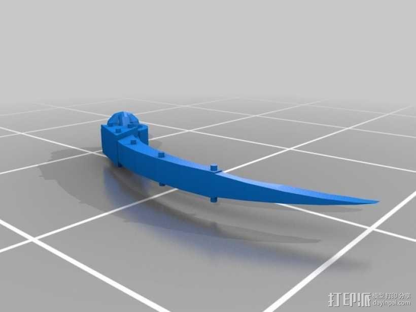 采集机 3D模型  图14