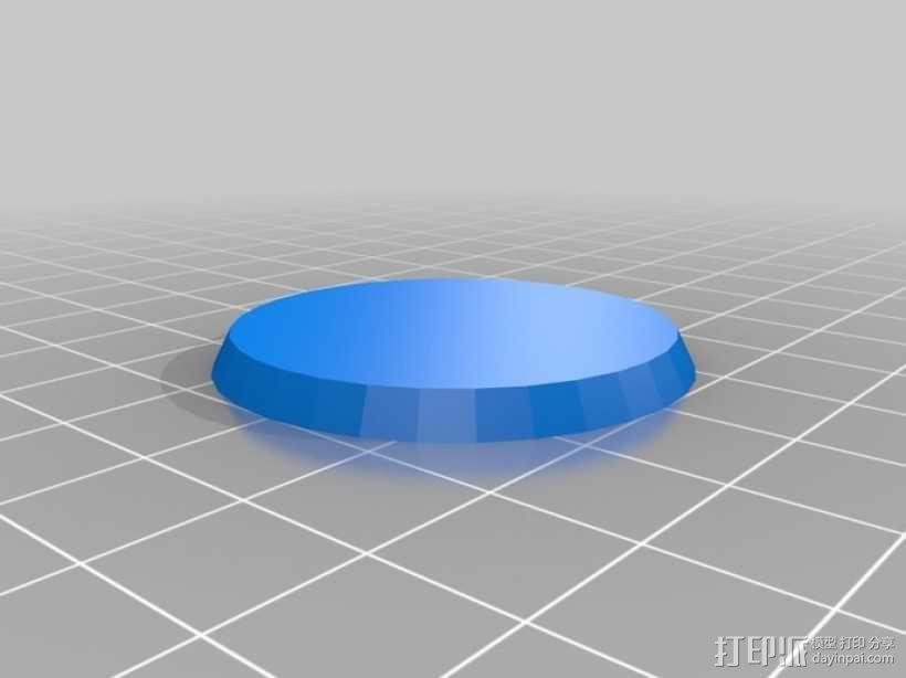 蜘蛛机器人 3D模型  图11