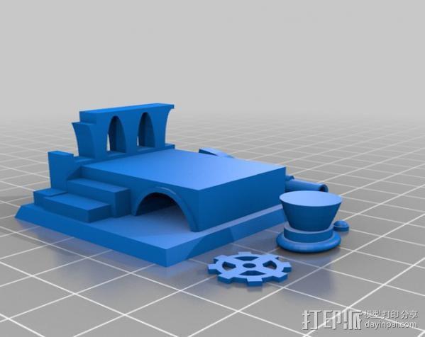 巨魔模型 3D模型  图2