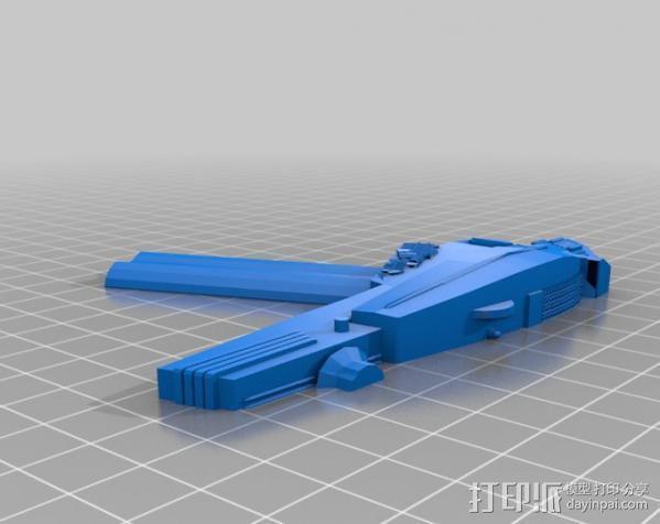 移相器 3D模型  图2