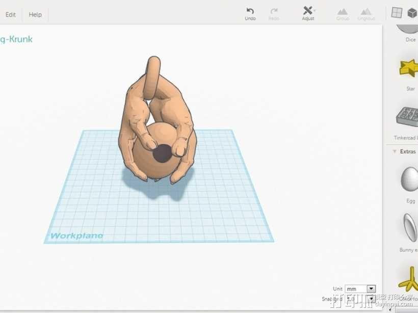 鸟屋 3D模型  图4